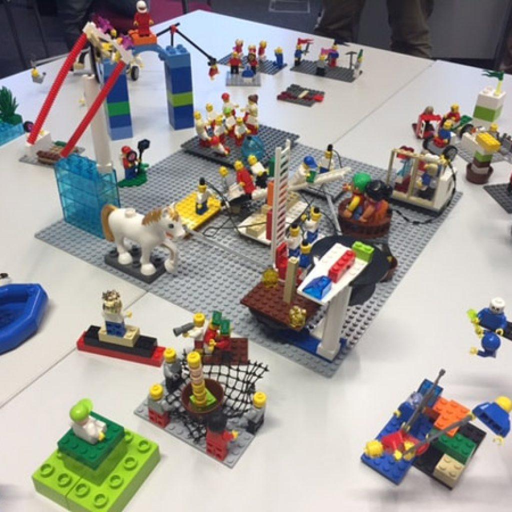 Lego Serious Play mit Venuzle